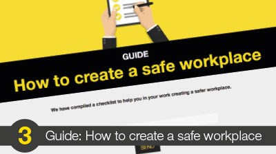 Create a safe workplace