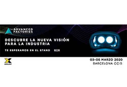ADVANCED FACTORIES 2020 | 3-5 Marzo