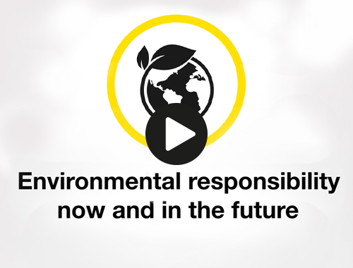 Environamental responsibility now and in the future